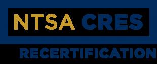 NTSA - CRES - Recertifiaction